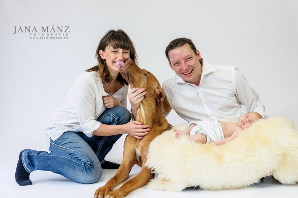 Familienfotografie & Tierfotografie in Grimma, Leipzig