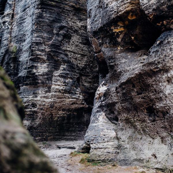 Fotoworkshop Landschaftsfotografie Tyssaer Wände Böhmische Schweiz